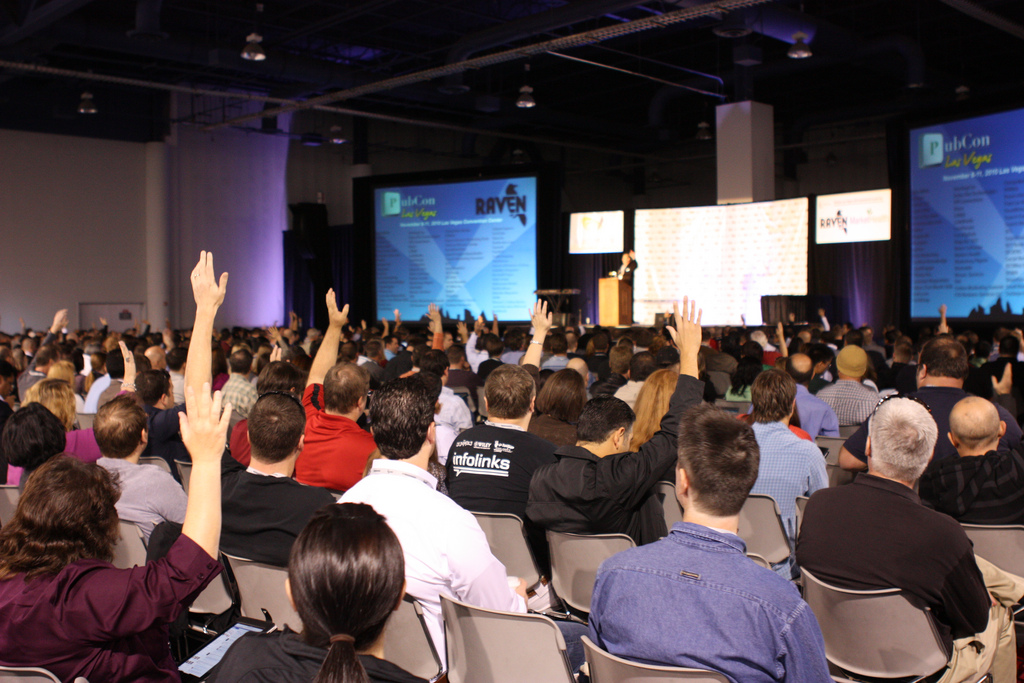 PubCon - Photo by planetc1 on Flickr